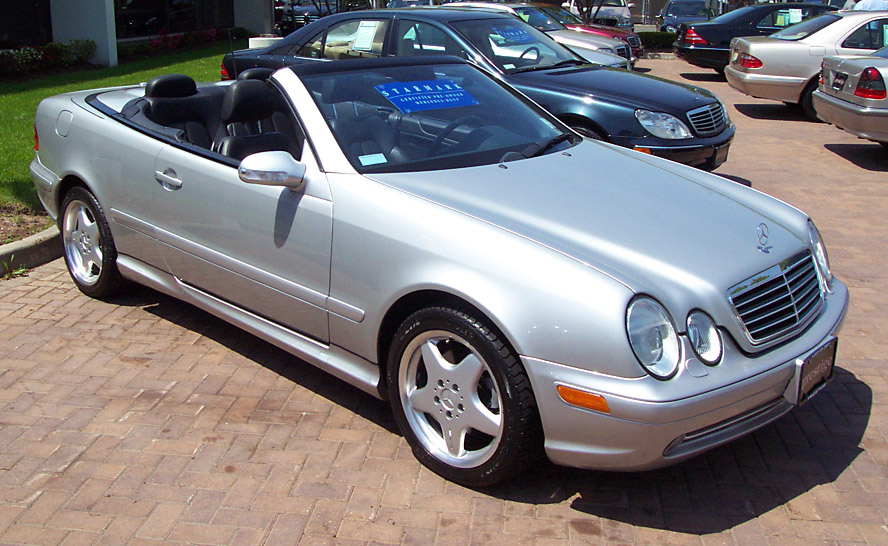 Mercedes Benz Clk 430 Specs Photos Videos And More On