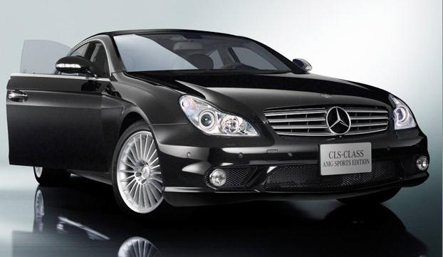 Mercedes-Benz CLS 350, Photo #2