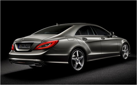 Mercedes-Benz CLS 350, Photo #3