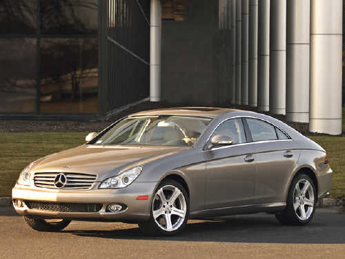 mercedes benz cls 500 specs photos videos and more on. Black Bedroom Furniture Sets. Home Design Ideas