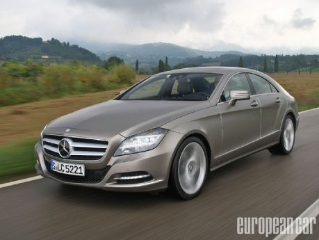 Mercedes-Benz CLS 500, Photo #3