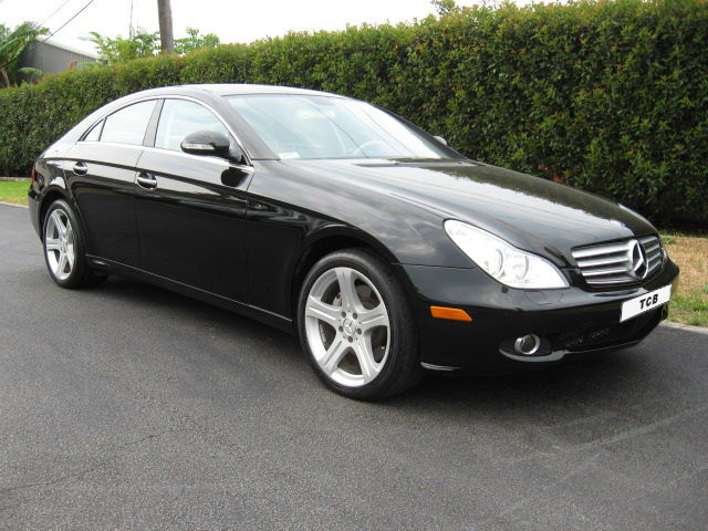 Mercedes Benz Cls 500 Specs Photos Videos And More On