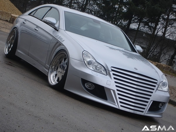 Mercedes-Benz CLS ASMA DESIGN