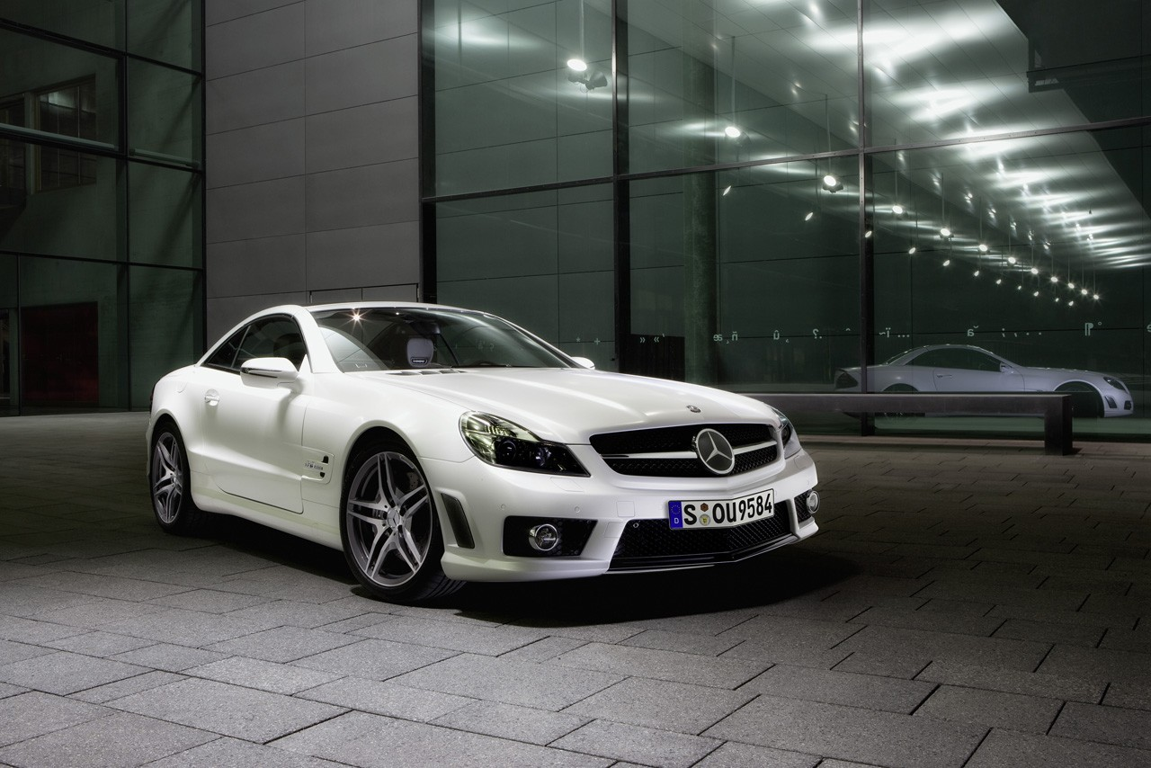 Mercedes-Benz SL 63 V8 Kompressor
