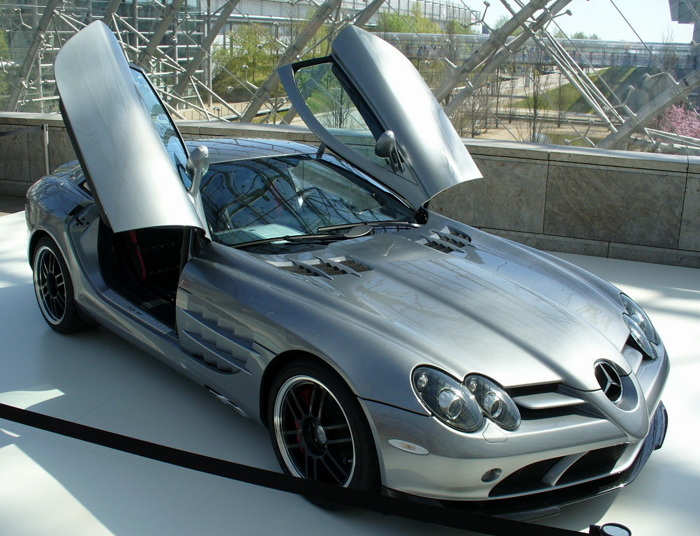 Mercedes Benz Slr 722s Specs Photos Videos And More On