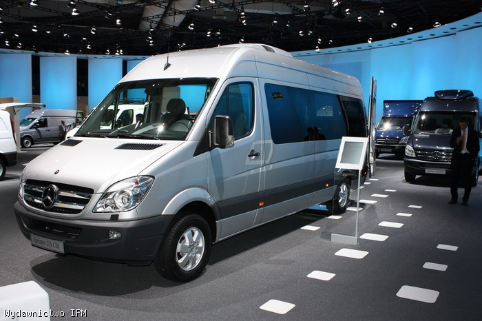Mercedes-Benz Sprinter 315 CDi