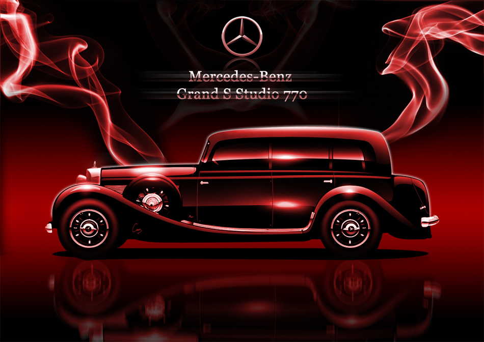 Mercedes-Benz Typ 770