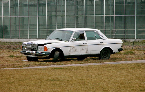 Mercedes-Benz W123, Photo #2