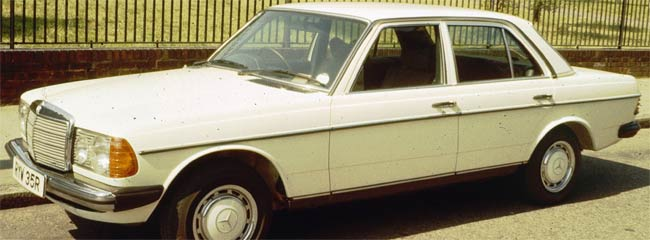Mercedes-Benz W123, Photo #3