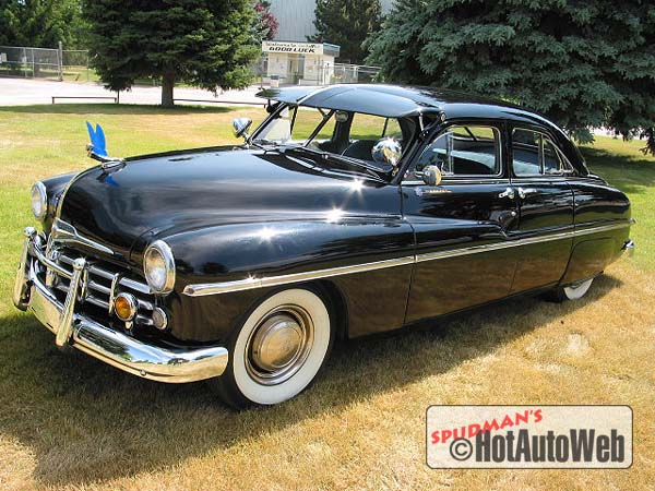 Mercury 4 Door Sedan