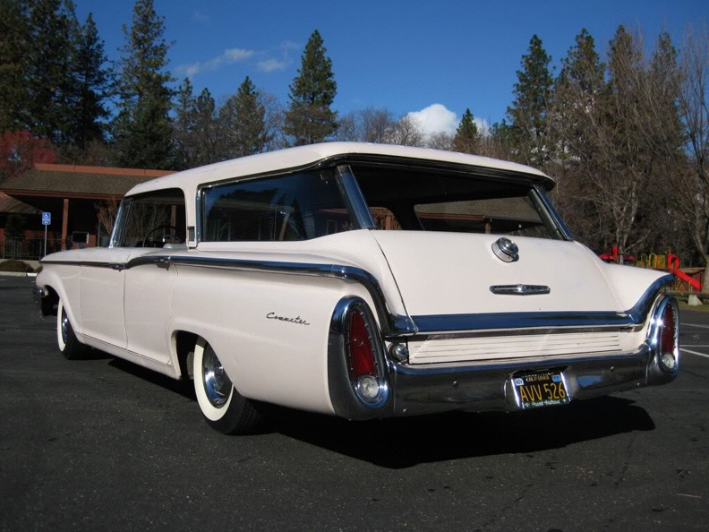 Mercury Commuter wagon