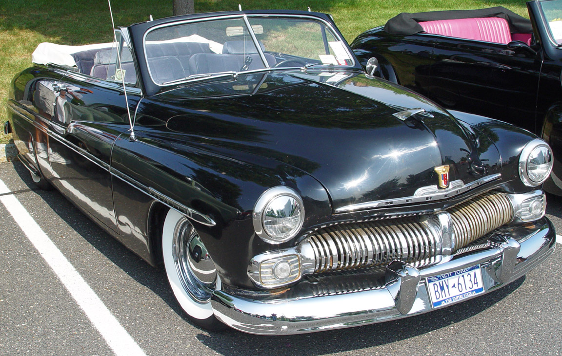 Mercury Convertible