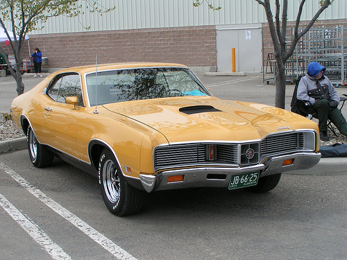 Mercury Cyclone GT