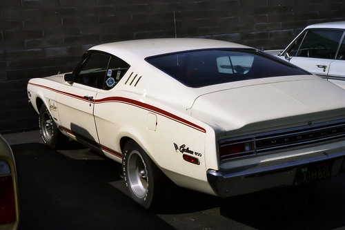 Mercury Cyclone GT 500