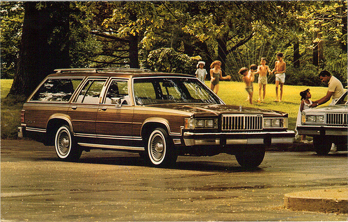 Mercury Grand Marquis ls Colony Park