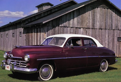 Mercury Monarch 4dr