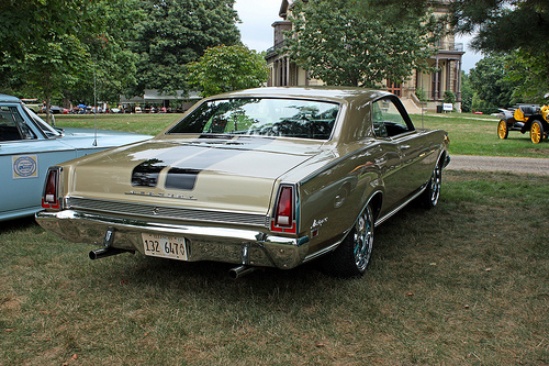 Mercury Montego coupe