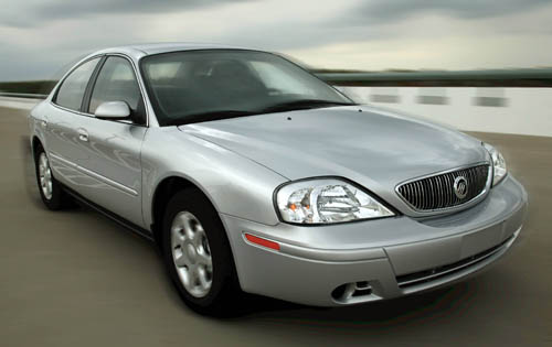 Mercury Sable LX