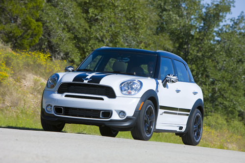 Mini Cooper S All Wheel