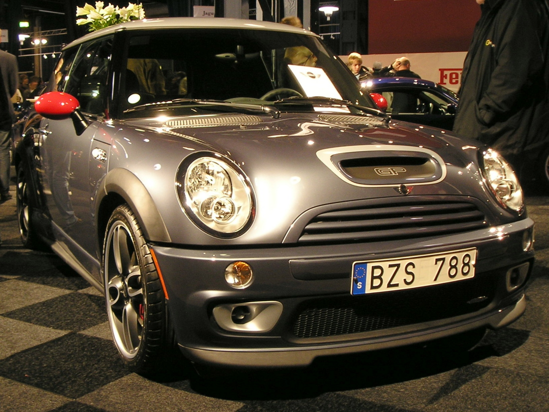 mini cooper s grand prix jwc edition specs photos videos and more on topworldauto. Black Bedroom Furniture Sets. Home Design Ideas
