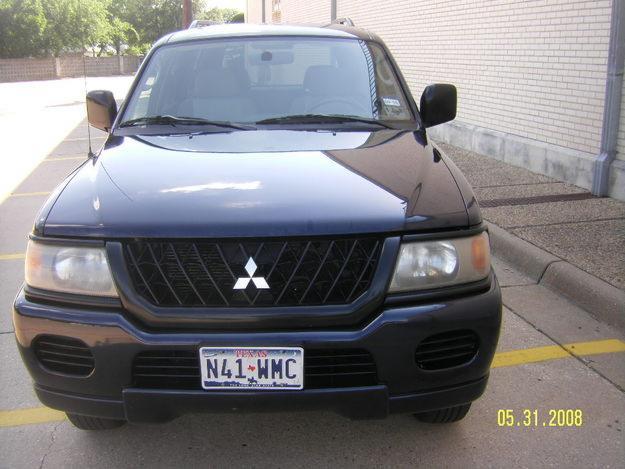 Mitsubishi Montero Sport Used Cars Miami