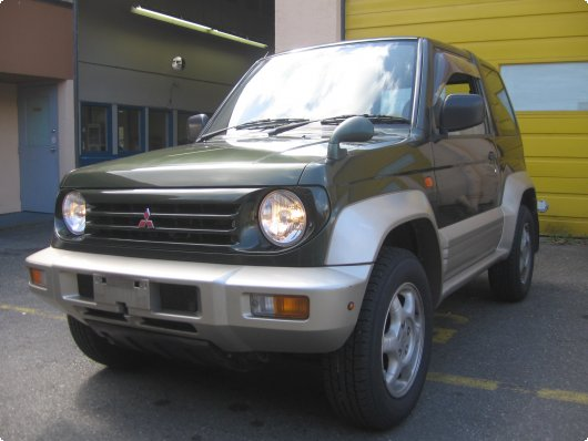 Mitsubishi Pajero Junior ZR-I