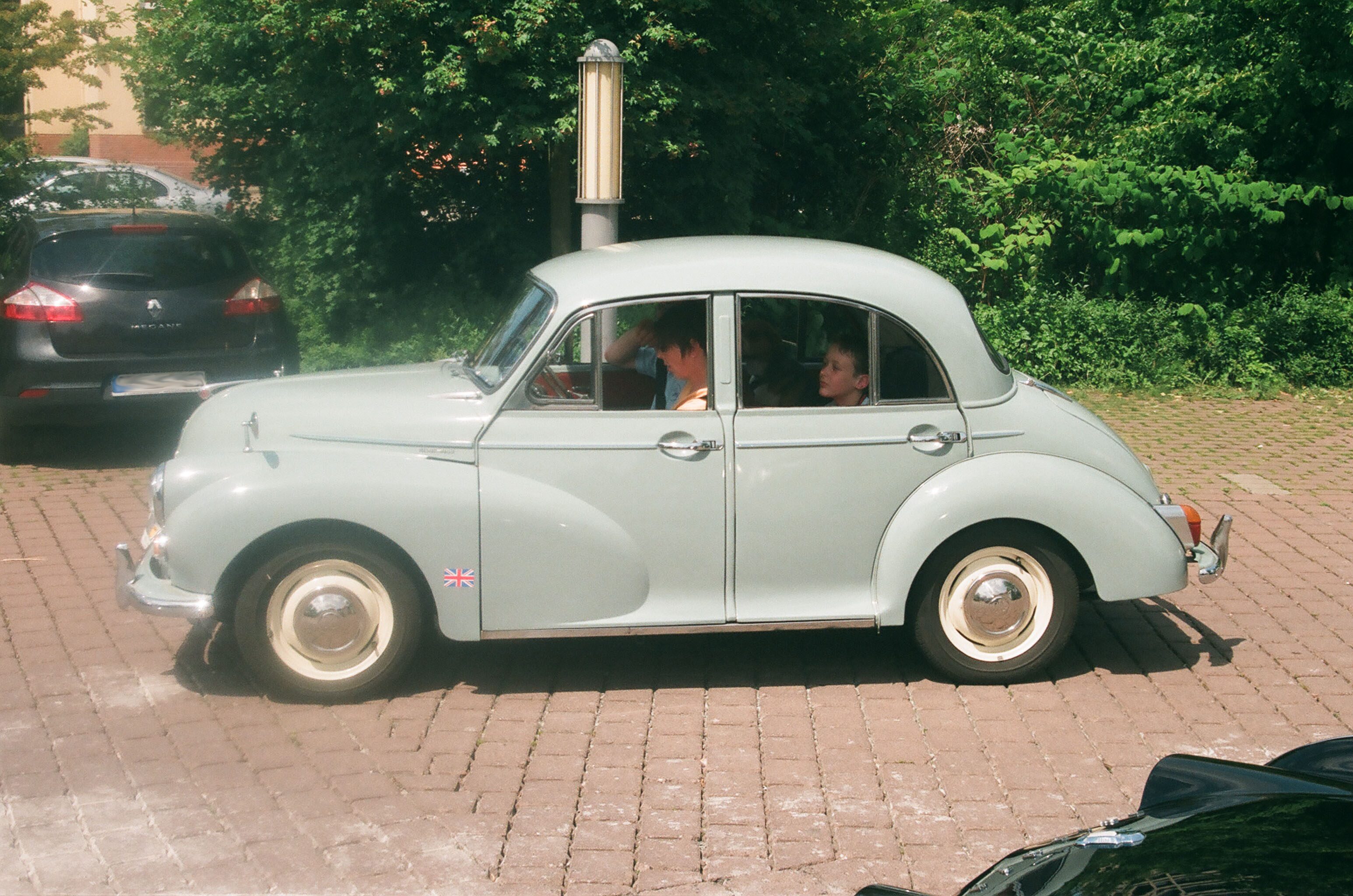 Morris Minor Meadows Marine