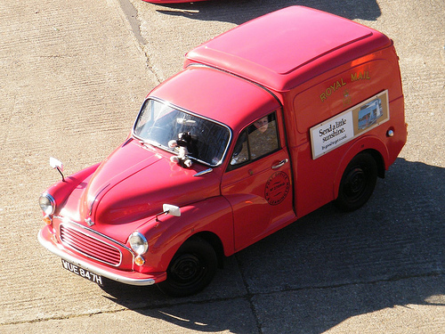 Morris 1000 Post Office Van