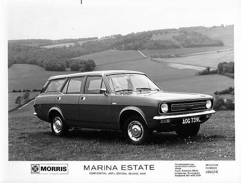 Morris Marina 18 Estate