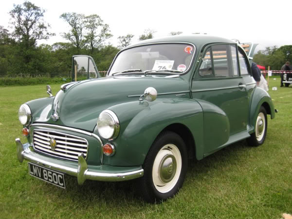 Morris Minor Eight 2dr
