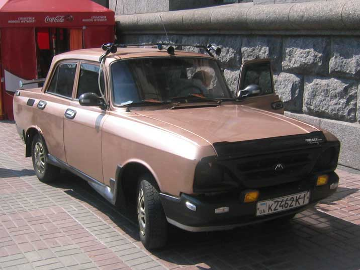 Moskvitch Izh 2717