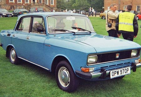 Moskvitch 2140 Lux
