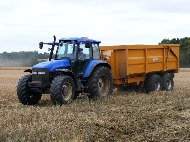 New Holland TM150 - specs, photos, videos and more on TopWorldAuto
