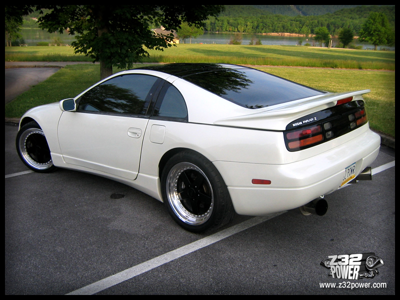 Nissan 300ZX Twin Turbo