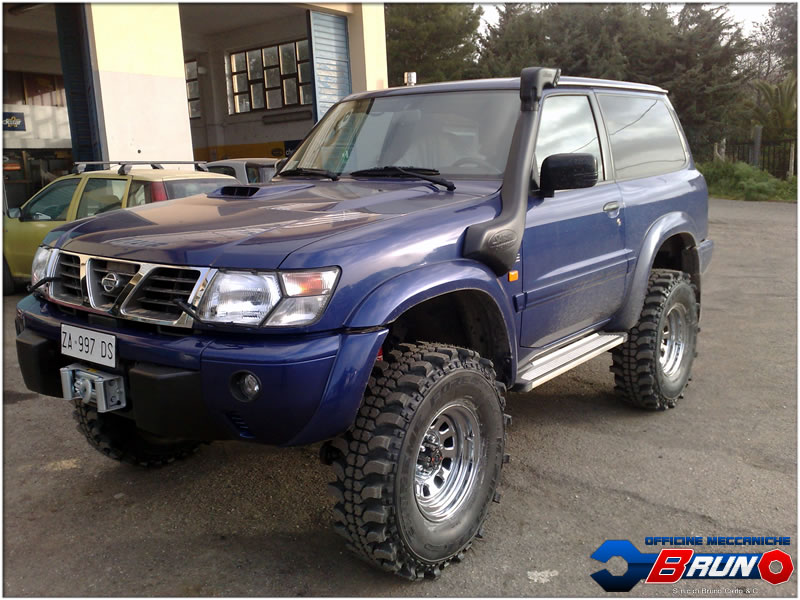 nissan patrol gr 4x4 specs photos videos and more on topworldauto. Black Bedroom Furniture Sets. Home Design Ideas