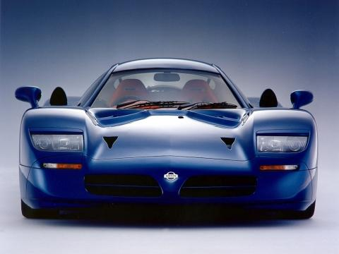 Nissan R390 GT-1 road car