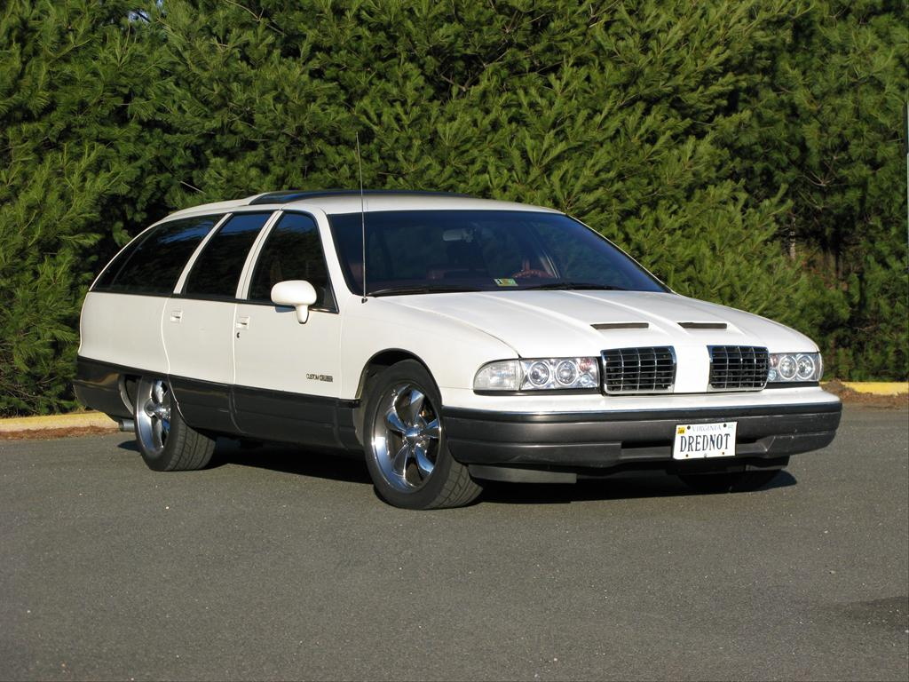 Oldsmobile Custom Cruiser wagon