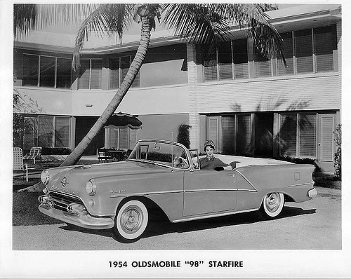 Oldsmobile 98 Starfire Holiday Coupe