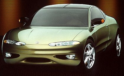 Oldsmobile Alero concept car