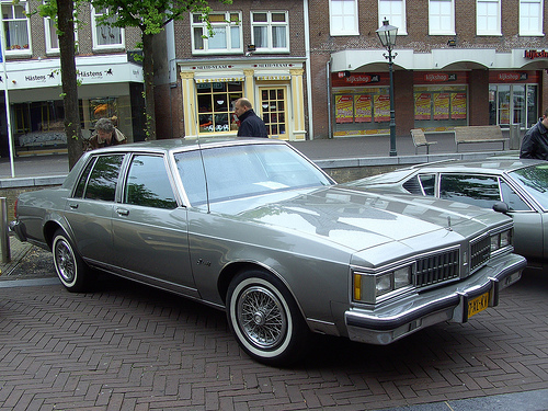 Oldsmobile Delta Royale