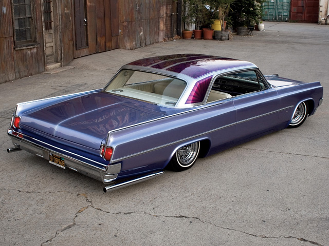 Oldsmobile Dynamic 88 4dr