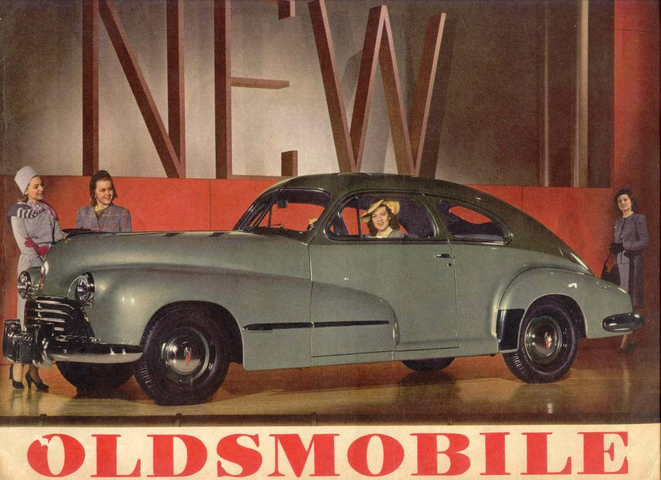 Oldsmobile Unknown