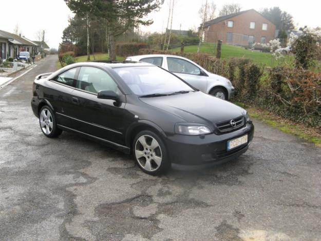 Opel Astra Coupe Z 18 XE