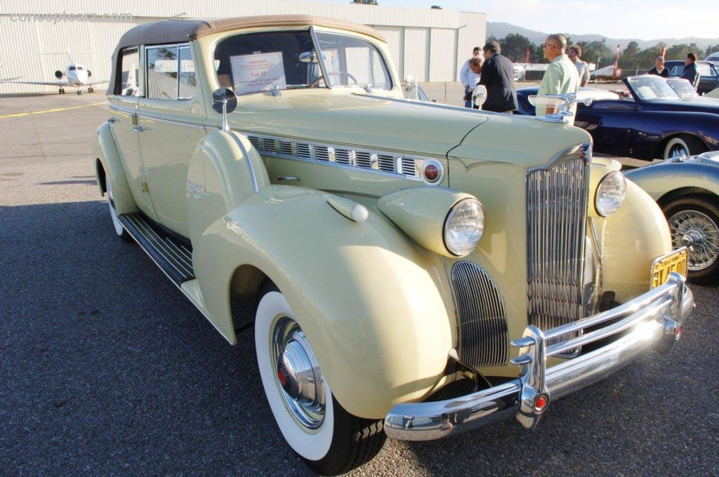 Packard 116 tourer