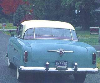 Packard Cavalier mayfair 2dr HT