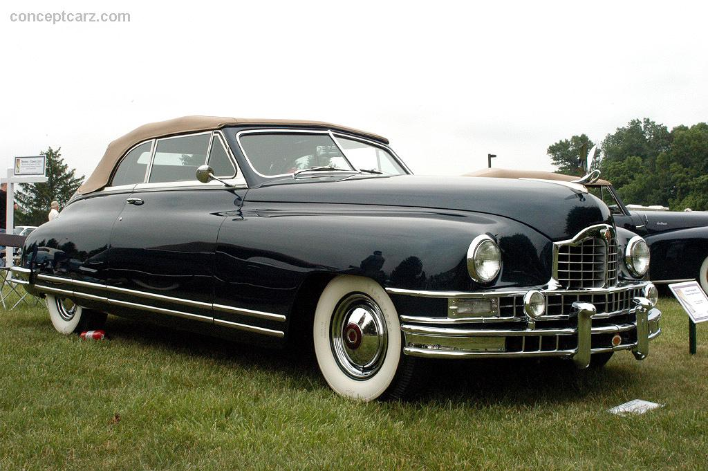 Packard Custom Eight