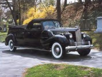 Packard Flower Car