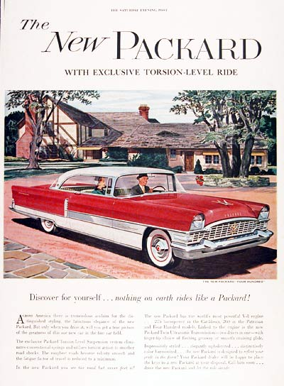 Packard Fourhundred