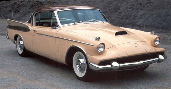 Packard Hawk