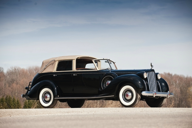 Packard Touring Cabriolet